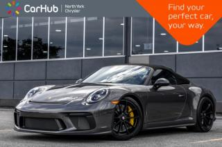 Used 2019 Porsche 911 SPEEDSTER|Carbon_Fiber_Bucket_Seats|Dynamic_Light|Bose_Audio| for sale in Thornhill, ON