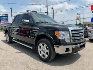 Used 2014 Ford F-150 Lariat | 4x4, Nav, Leather, Sunroof, Premium Audio for sale in Caledonia, ON