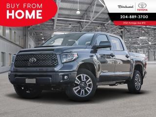 New 2020 Toyota Tundra STD PKG for sale in Winnipeg, MB