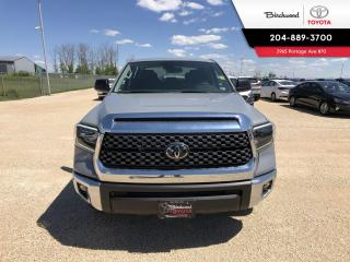 New 2020 Toyota Tundra 4x4 Crewmax TRD OFFROAD PKG for sale in Winnipeg, MB