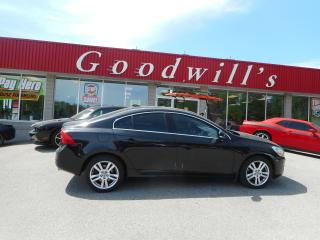 Used 2012 Volvo S60 T6! HEATED LEATHER SEATS! SUNROOF! for sale in Aylmer, ON