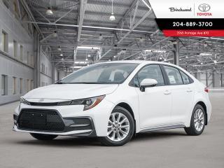 New 2020 Toyota Corolla SE STANDARD PKG for sale in Winnipeg, MB