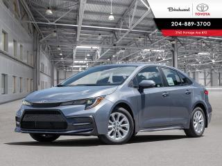 New 2020 Toyota Corolla SE for sale in Winnipeg, MB