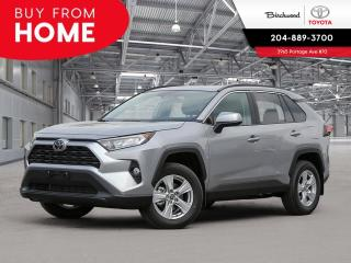New 2020 Toyota RAV4 XLE XLE AWD for sale in Winnipeg, MB