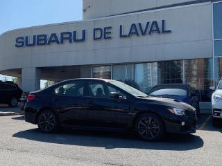 Used 2017 Subaru WRX SPORT for sale in Laval, QC