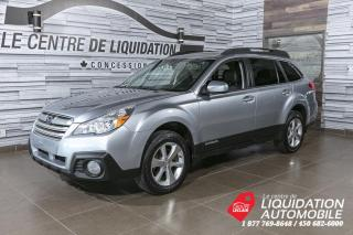 Used 2013 Subaru Outback LIMITED+MAGS+A/C+TOIT+BLUETOOTH for sale in Laval, QC
