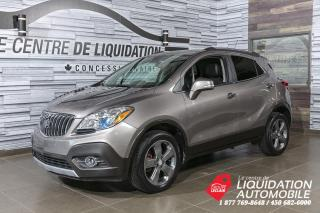 Used 2014 Buick Encore MAGS+GR/ELEC+A/C+CAM/REC+BLUETOOTH for sale in Laval, QC