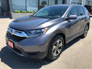 Used 2019 Honda CR-V LX FWD 4 Cylinder w/Automatic, Backup Camera, Blue for sale in Hamilton, ON