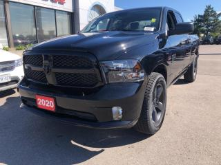 New 2020 RAM 1500 Classic Express Quad 4x2 V8 Night Pack for sale in Hamilton, ON