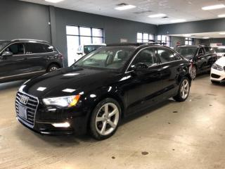 Used 2016 Audi A3 1.8T PREMIUM*CERTIFIED*NO ACCIDENTS* for sale in North York, ON
