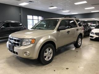 Used 2010 Ford Escape XLT*LEATHER*SUNROOF*VERY CLEAN*MUST SEE* for sale in North York, ON