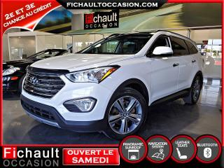 Used 2015 Hyundai Santa Fe XL LIMITED **** AWD ***7 PASSAGERS** for sale in Châteauguay, QC