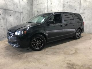 Used 2019 Dodge Grand Caravan GT CUIR BLUETOOTH CAMERA VOLANT ET SIEGES CHAUFFANT for sale in St-Nicolas, QC