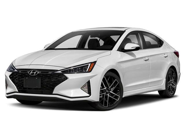 2020 Hyundai Elantra Sport NO OPTIONS