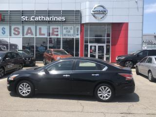 Used 2015 Nissan Altima 2.5 S for sale in St. Catharines, ON