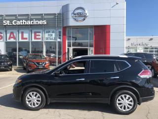 Used 2015 Nissan Rogue S for sale in St. Catharines, ON