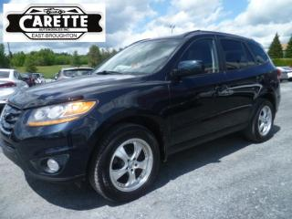 Used 2010 Hyundai Santa Fe Sport AWD for sale in East broughton, QC