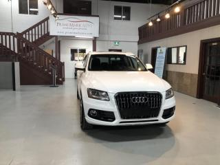 Used 2014 Audi Q5 4 DOOR 5 SEATS for sale in Concord, ON
