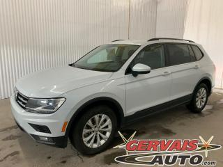 Used 2018 Volkswagen Tiguan Trendline 7 Passagers 4Motion AWD Caméra Mags *Traction intégrale* for sale in Trois-Rivières, QC