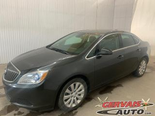 Used 2016 Buick Verano Convenience 1 Cuir/Tissus Caméra Mags for sale in Trois-Rivières, QC