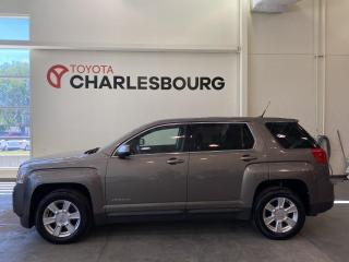 Used 2012 GMC Terrain SLE - FWD - GPS for sale in Québec, QC