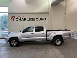 Used 2013 Toyota Tacoma Double Cab V6 4X4 for sale in Québec, QC