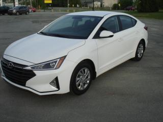 Used 2019 Hyundai Elantra SE for sale in Thetford Mines, QC