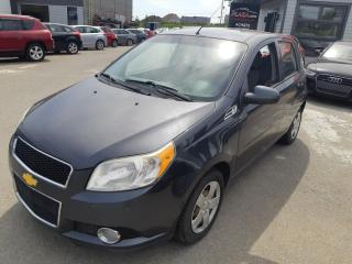 Used 2010 Chevrolet Aveo 5dr Wgn LS, AUTOMATIQUE for sale in Beauport, QC