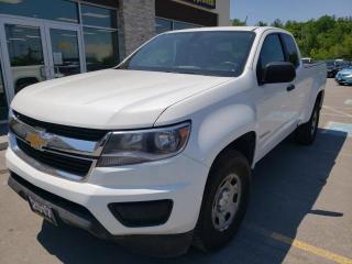 Used 2017 Chevrolet Colorado WT for sale in Trenton, ON