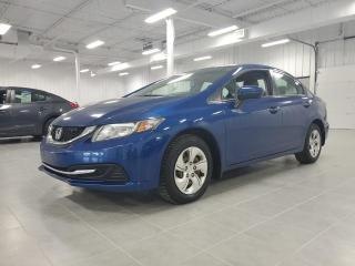 Used 2015 Honda Civic LX for sale in St-Eustache, QC