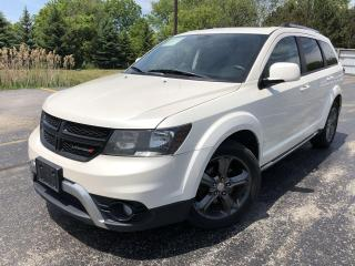 Used 2015 Dodge Journey Crossroad AWD for sale in Cayuga, ON