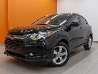 Used 2016 Honda HR-V AWD AVERT. CHANG. VOIE TOIT SIÈGES CHAUFF *CUIR* for sale in St-Jérôme, QC