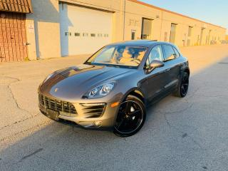 Used 2016 Porsche Macan S for sale in Burlington, ON