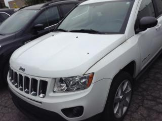 Used 2012 Jeep Compass Traction avant, 4 portes, Limited for sale in Montréal, QC