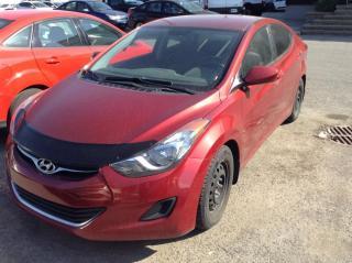 Used 2013 Hyundai Elantra Berline 4 portes, boîte auto GL *Disp. l for sale in Montréal, QC