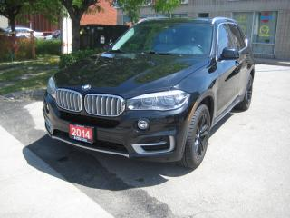 Used 2014 BMW X5 AWD 4dr xDrive35d for sale in North York, ON