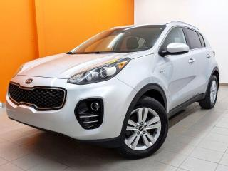 Used 2017 Kia Sportage LX AWD *SIEGES CHAUFF* CAMERA *BLUETOOTH* PROMO for sale in St-Jérôme, QC