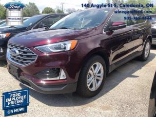 New 2020 Ford Edge SEL for sale in Caledonia, ON