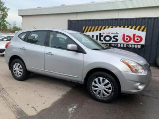 Used 2013 Nissan Rogue 4 portes S, Traction avant for sale in Laval, QC