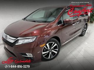 Used 2018 Honda Odyssey Touring *LA MOINS CHER AU CANADA* for sale in Chicoutimi, QC