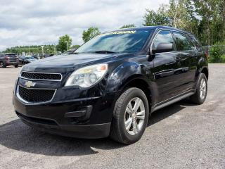 Used 2011 Chevrolet Equinox LS * BLUETOOTH* CLIMATISEUR *REG. VITESSE* PROMO for sale in St-Jérôme, QC