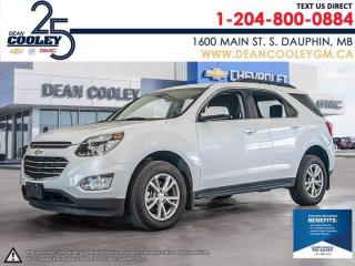 Used 2017 Chevrolet Equinox LT for sale in Dauphin, MB