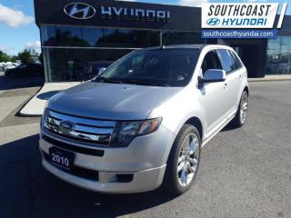 Used 2010 Ford Edge Sport 4D Utility AWD  - Leather Seats - $185 B/W for sale in Simcoe, ON
