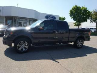 Used 2014 Ford F-150 Lariat for sale in Mississauga, ON