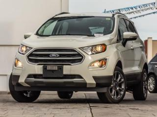 New 2019 Ford EcoSport Titanium for sale in Niagara Falls, ON