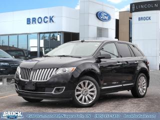 Used 2013 Lincoln MKX for sale in Niagara Falls, ON