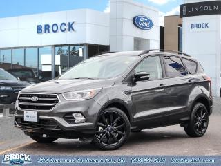 Used 2019 Ford Escape Titanium for sale in Niagara Falls, ON