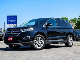 Used 2016 Ford Edge SEL for sale in Niagara Falls, ON
