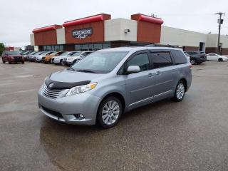 Used 2011 Toyota Sienna Limited 4dr AWD 4-Door for sale in Steinbach, MB