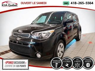 Used 2016 Kia Soul LX* AUTOMATIQUE* A/C* BLUETOOTH* for sale in Québec, QC